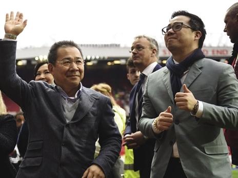 Chiến thắng của Leicester City và sức mạnh của người Thái
